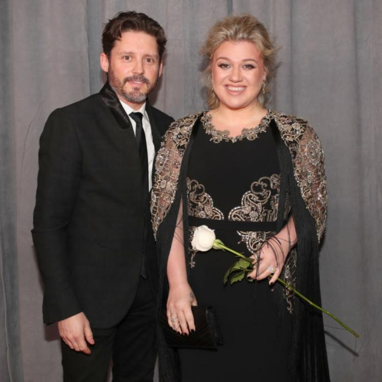 Kelly Clarkson announces her split with husband Brandon Blackstock by filing for divorce