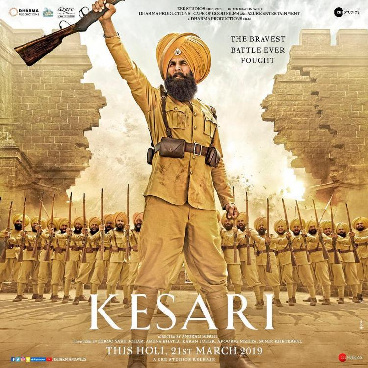 Kesari Box Office Collection: The film is all set to become the biggest opener of the year