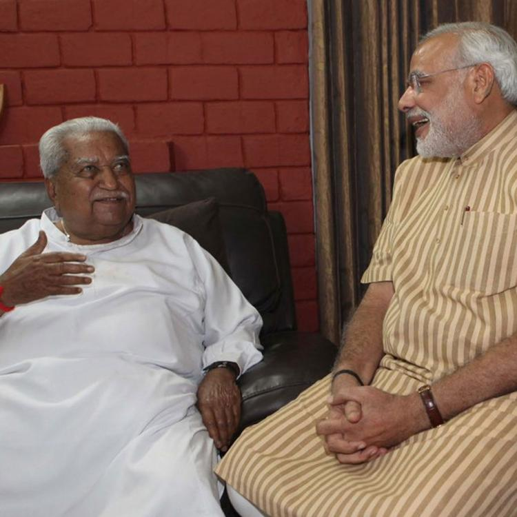 Former Gujarat CM Keshubhai Patel dies at 92 due to health complications; PM Narendra Modi mourns his demise