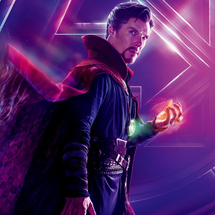Benedict Cumberbatch and Elizabeth Olsen will star in Doctor Strange in the Multiverse of Madness.