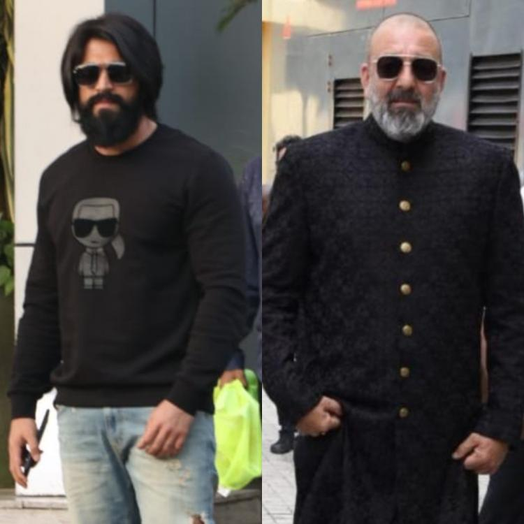 KGF: Chapter 2 CLIMAX: Yash and Sanjay Dutt to lock horns in a deadly fight?