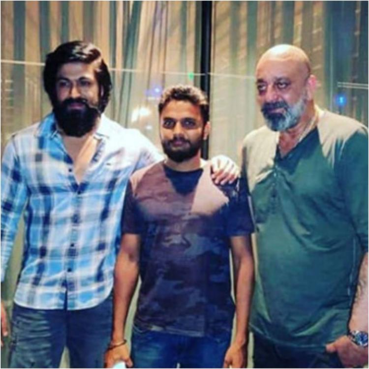 KGF Chapter 2: Makers of Yash starrer to release a surprise for fans on Sanjay Dutt's birthday?