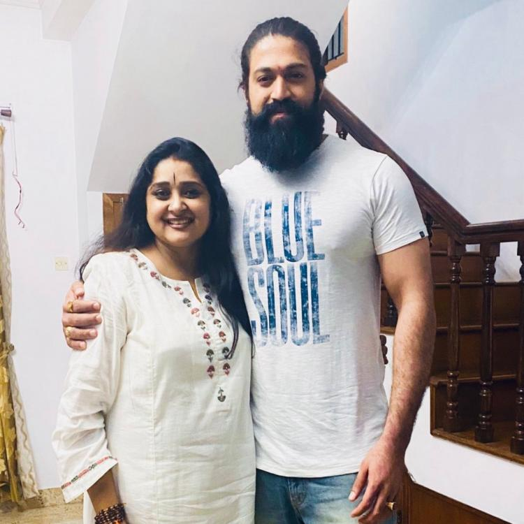 KGF Chapter 2: Yash resumes shooting for the film after 6 months in Bengaluru; PHOTO goes viral