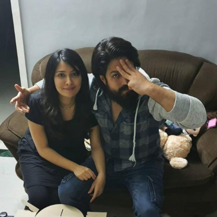 KGF star Yash reveals the perks of following 'wife friendly rules' amidst lockdown in a hilarious post