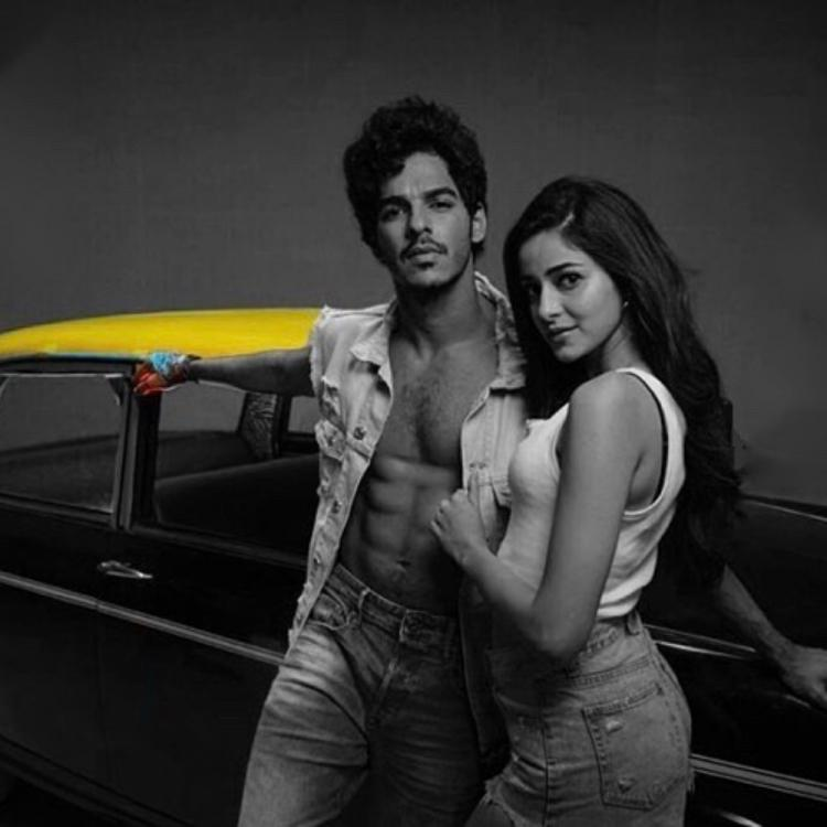 Ishaan Khatter flaunts his washboard abs in a new still from Khaali Peeli, See Picture