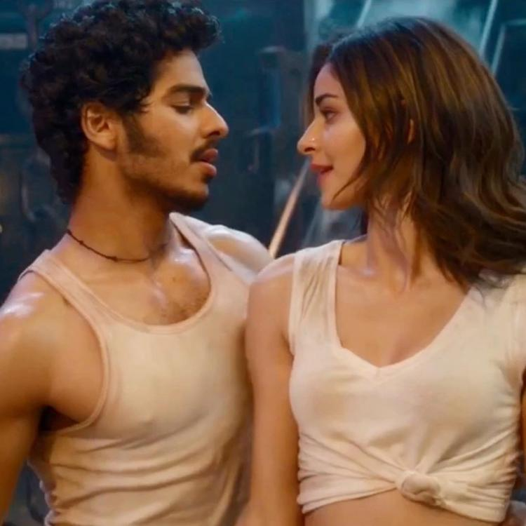 Ananya Panday and Ishaan Khatter's Khaali Peeli box office.