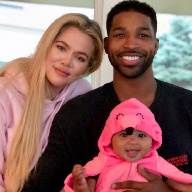 Khloe Kardashian says co parenting with Tristan Thompson is 'a challenge'