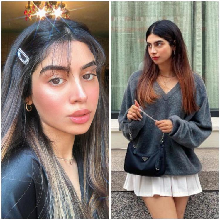 Khushi Kapoor is in no mood to let go of the Y2K trend and it's your turn to follow this alluring rut