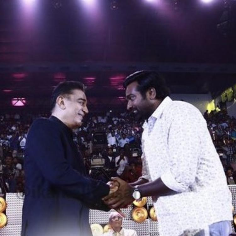 Indian 2: Vijay Sethupathi passed on a role in the Kamal Haasan starrer? Find Out
