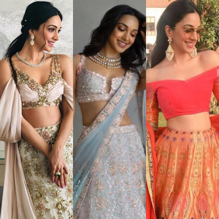 Kiara Advani LOVES unusual blouses: 6 Times she showed us how to don everything from strapless to off shoulder