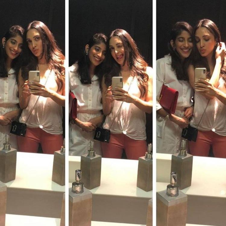 Kiara Advani gives shout out to her girlfriends as she pens an appreciation post: We are each other's soulmates