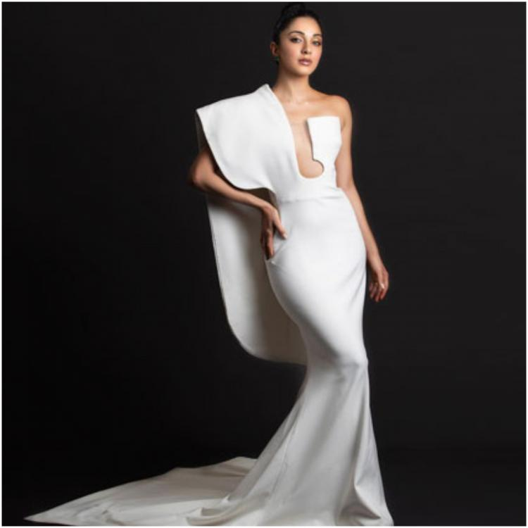 Kiara Advani is a true fan of all white ensembles and has managed to pull it off in almost every style