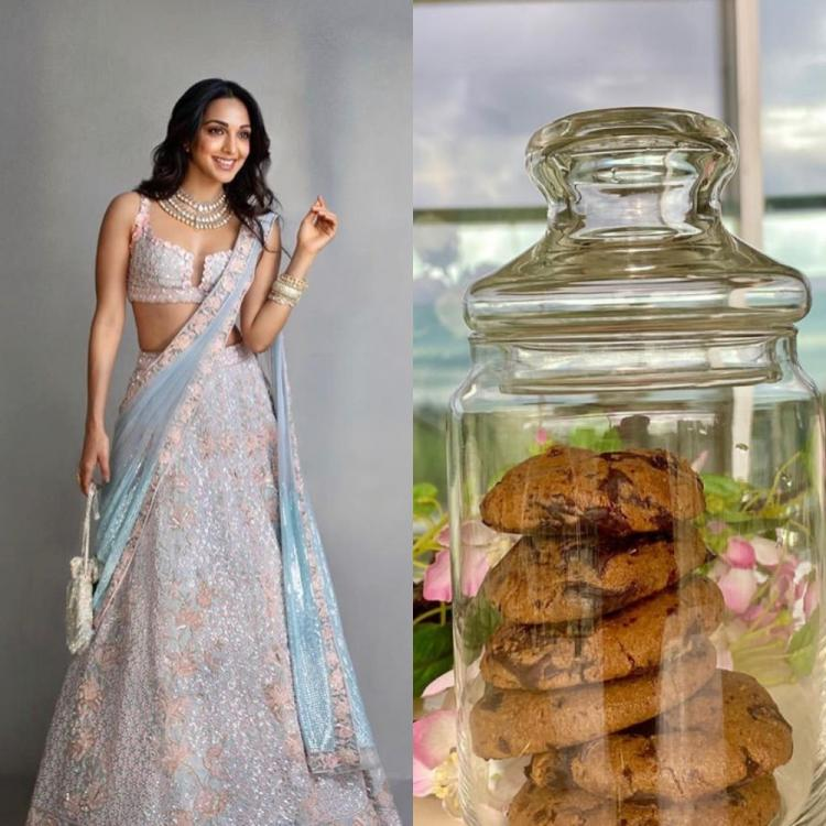 Kiara Advani turns into a home baker as she whips up cookies amid lockdown leaving Tiger Shroff salivating