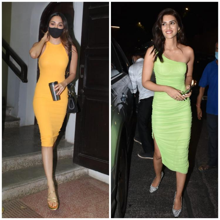 Kiara Advani to Kriti Sanon: Solid coloured dresses are the new 'IT' trend for summer and it's time you try it