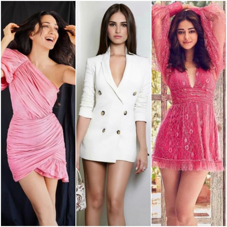 Kiara Advani, Tara Sutaria, Ananya Panday and more celebrity approved ways to wear the ultimate mini dress