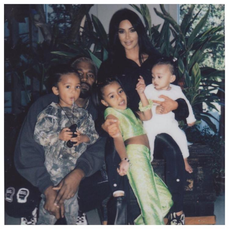 Father's Day: Kim Kardashian shares an adorable post calling Kanye West the best daddy
