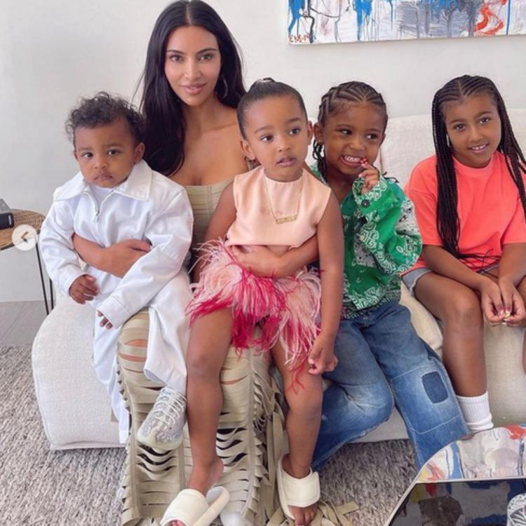 Kim Kardashian DETAILS out how she and her four kids tested positive for  COVID-19 in November 2020   PINKVILLA