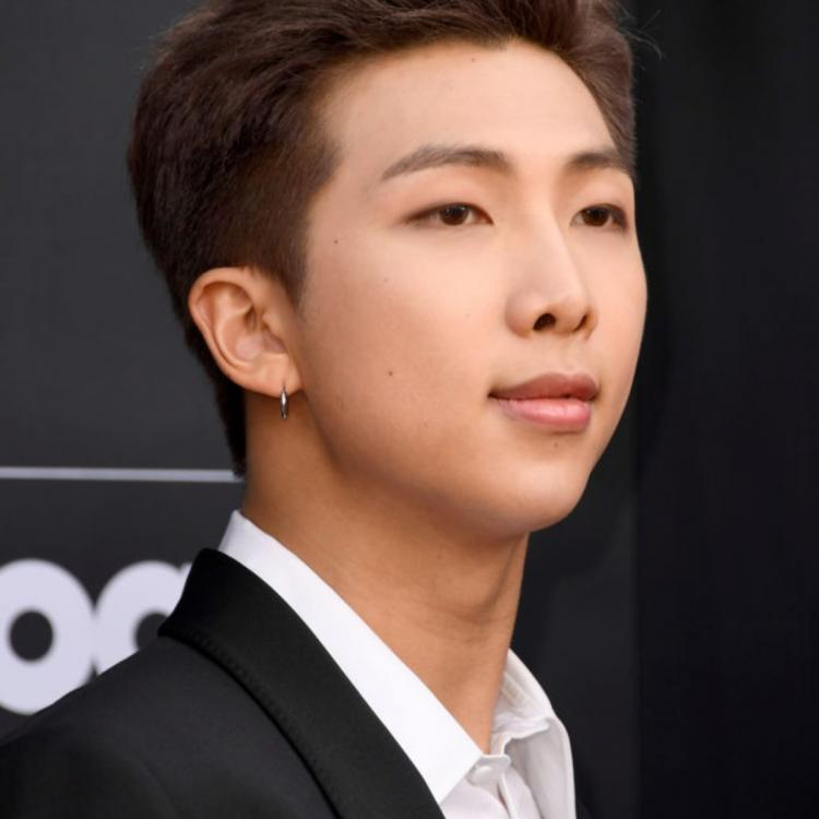 BTS' RM has naturally tanned skin