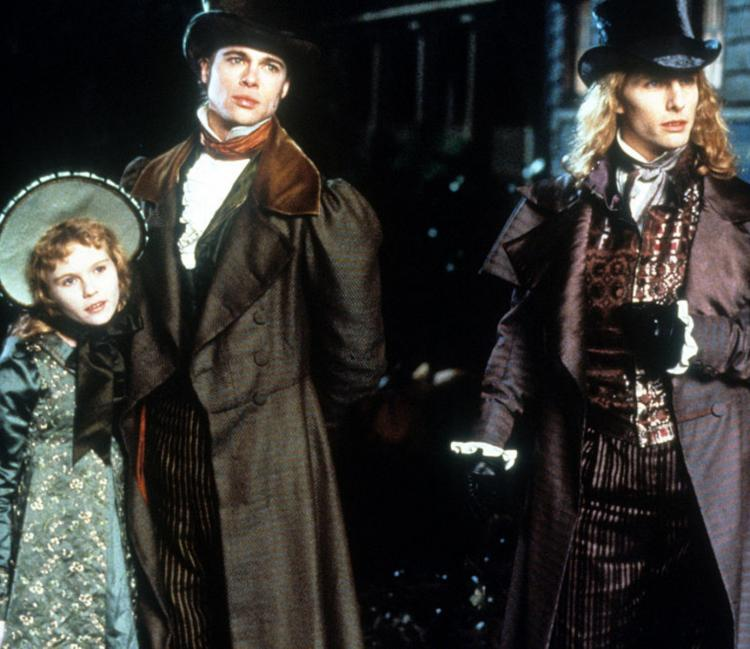 Kirsten Dunst REVEALS Interview with the Vampire co stars Brad Pitt & Tom Cruise treated her like a sister
