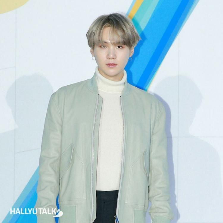 BTS' SUGA is one of the many South Korean celebrities who made donations to fight COVID