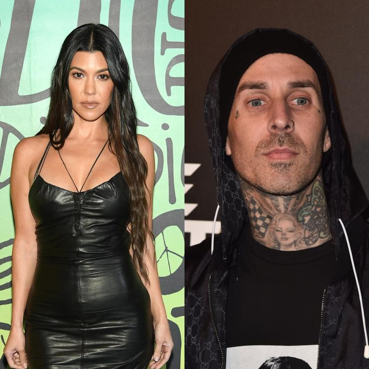 Kourtney Kardashian's new beau Travis Barker praises KUWTK star