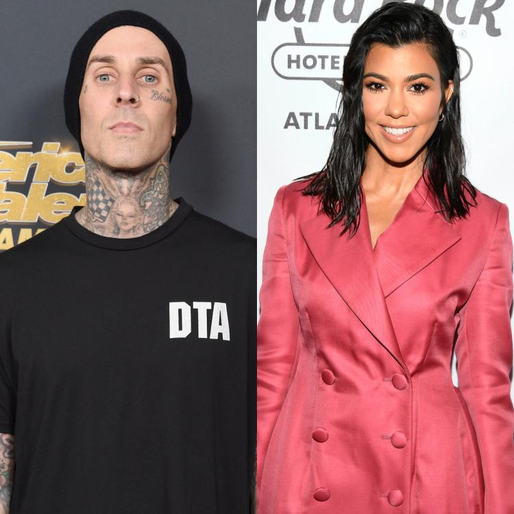 Kourtney Kardashian receives a special gift from Travis Barker on Mother's day