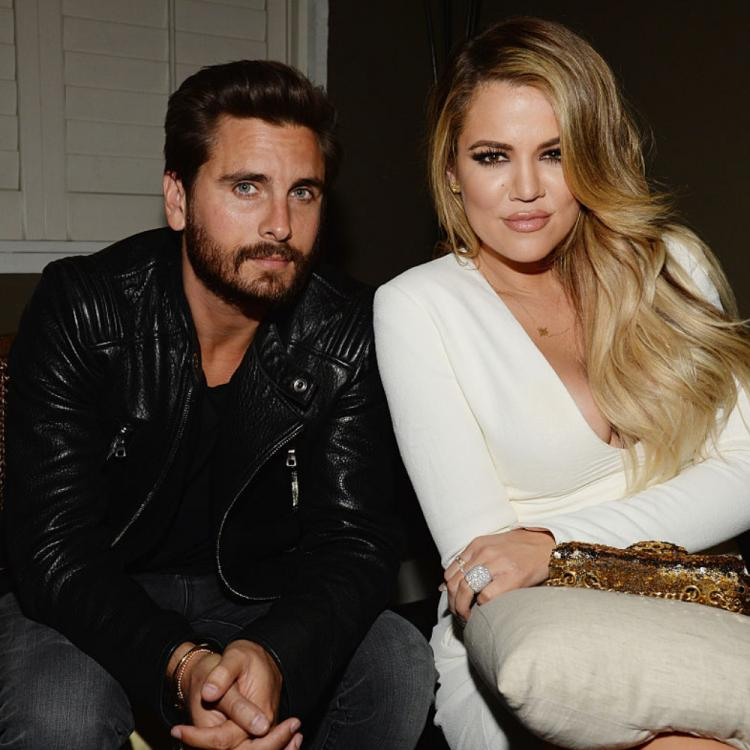 Kourtney, Kim and the other Kardashians support Scott Disick after he returns from his rehab stay