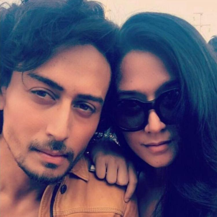 Tiger Shroff's motivating poem written at the age of 16 prompts sis Krishna to reveal his poetic side; See Pic