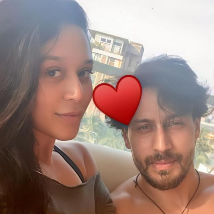 Krishna Shroff reunites with Tiger Shroff & family post breakup with beau Eban Hyams; See PHOTOS