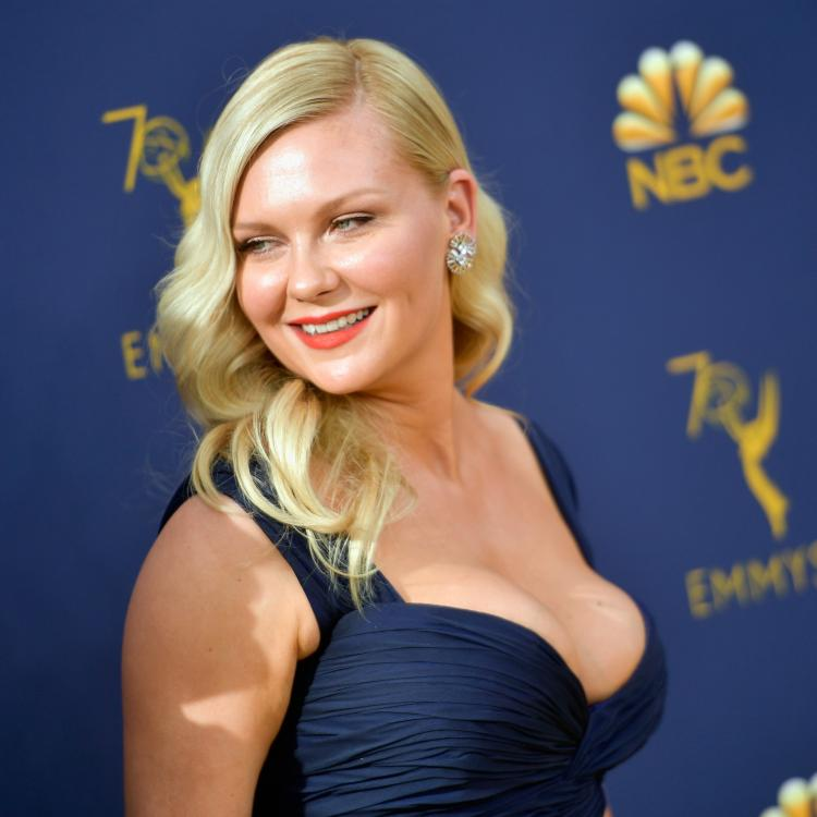 Kirsten Dunst thinks she has never been recognized in Hollywood