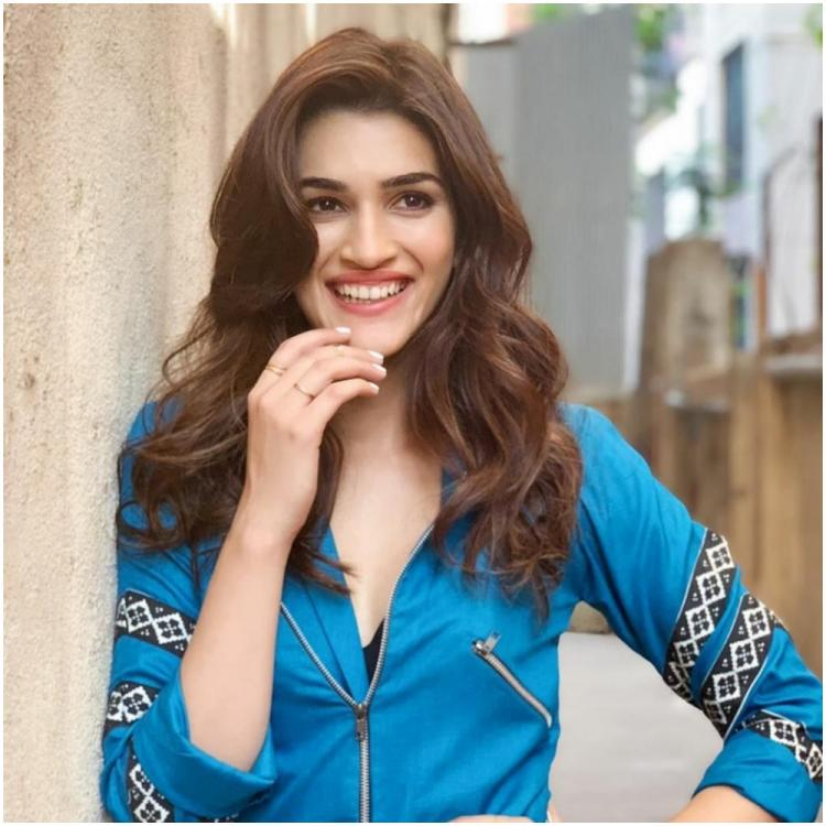 Kriti Sanon opens up about comparing herself with star kids; Says ...