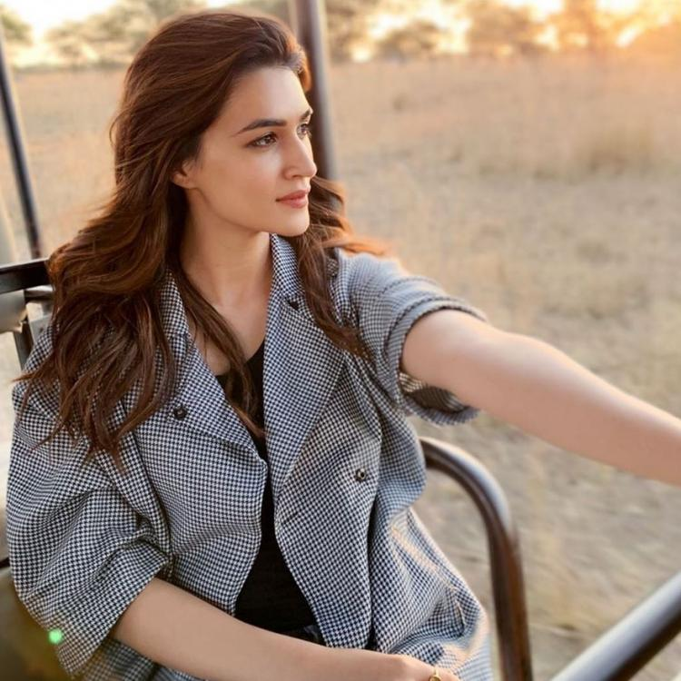 Kriti REVEALS she is glad to be a part of female centric film 'Mimi'