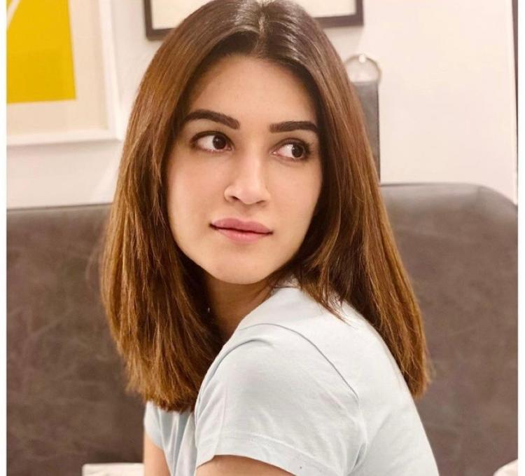 Kriti Sanon shares a video capturing moments from the last day of shoot of 'Bhediya'
