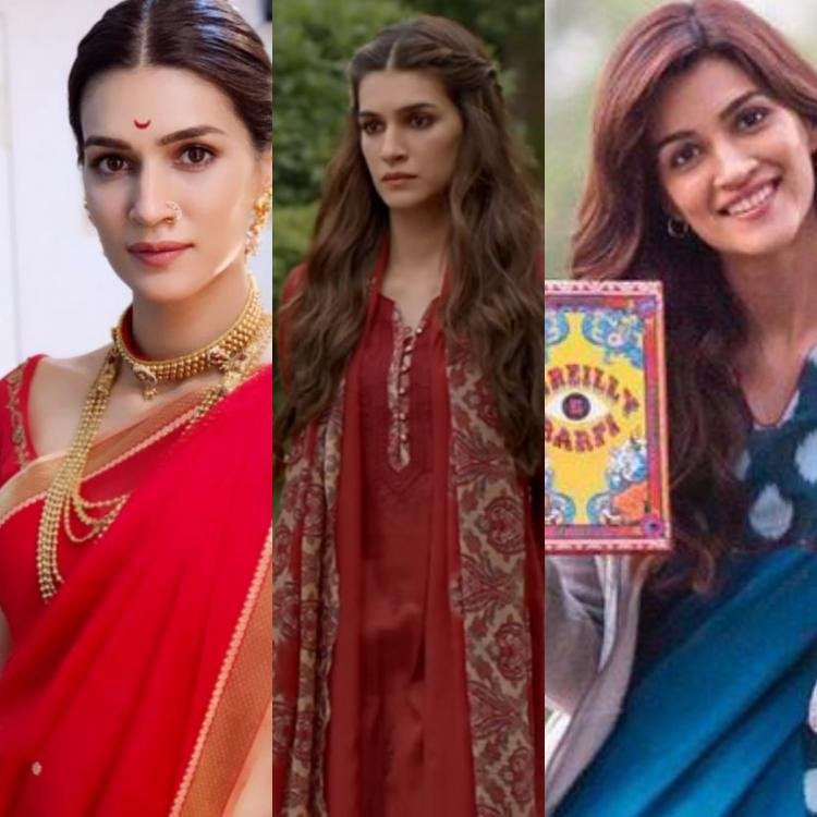 Kriti Sanon Birthday: Luka Chuppi, Bareilly Ki Barfi or Panipat; Which film of hers did you like more? COMMENT