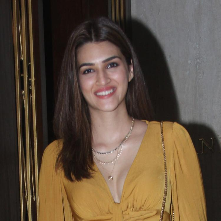Kriti Sanon opens up about staying home amid COVID 19 pandemic: I really crave to be on set