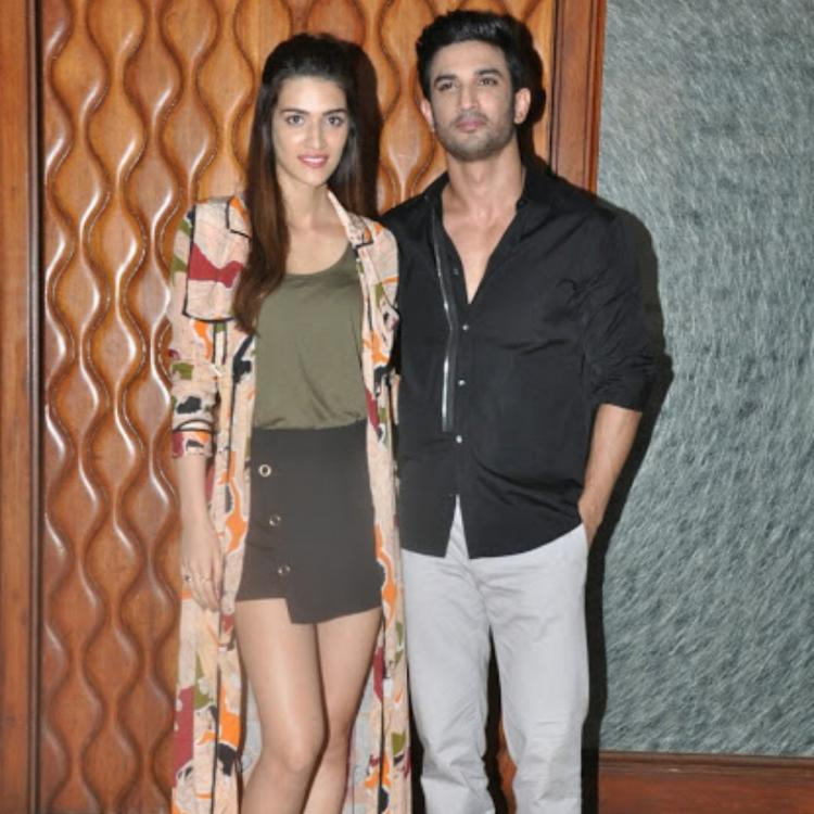 Kriti Sanon on being aloof after Sushant's death: There was too much negativity; Didn't want to be part of it