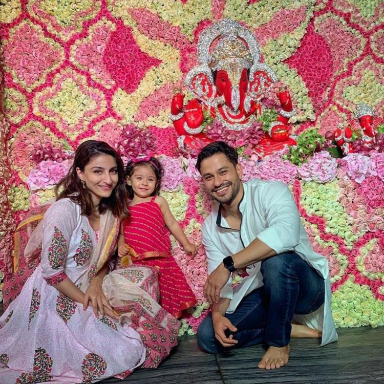 Kunal Kemmu REVEALS why he doesn't mind daughter Inaaya Naumi Kemmu being a mommy's girl; Find out