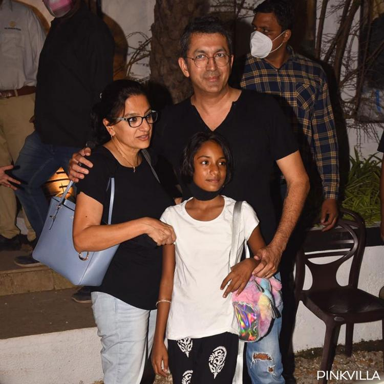 Varun Dhawan & Natasha Dalal's wedding: Kunal Kohli arrives at Alibaug with family for celebration; See PICS