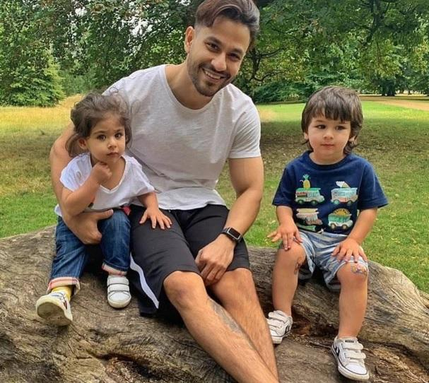 Kunal Kemmu on paparazzi's obsession over Taimur & Inaaya: They were clicked in the pool & that wasn't cool