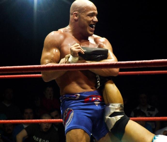 Kurt Angle's future in WWE RAW still undecided as he teases retirement and then wrestles