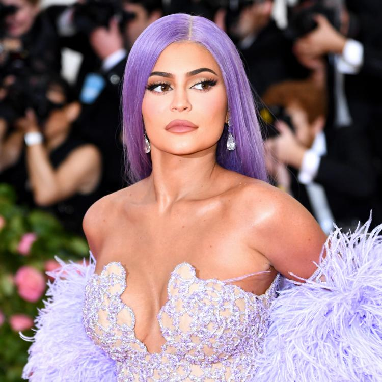 Kylie Jenner denies posting racist caption on Instagram; EXPOSES photoshopped caption with screenshots