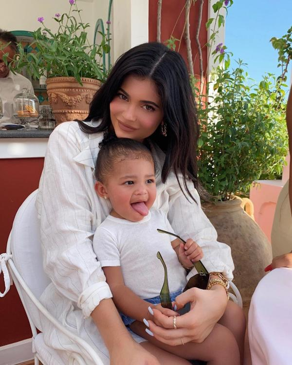 Kylie Jenner & daughter Stormi Webster saying 'love you' in THIS adorable video will make you smile; WATCH