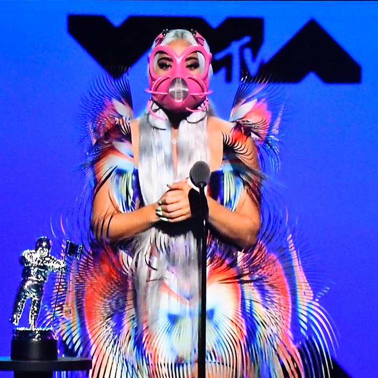 Lady Gaga uses her speech at MTV VMAs 2020 to spread COVID 19 awareness: Wear a mask; It's a sign of respect