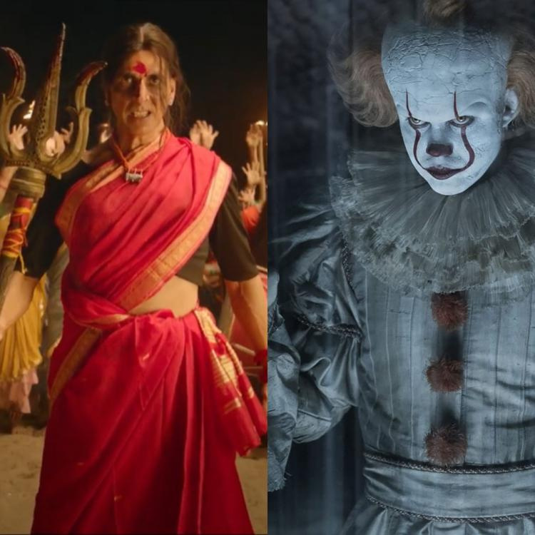 Akshay Kumar's Laxmii features Pennywise from IT