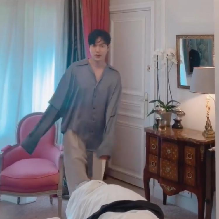 VIDEO: Not just BTS' Jungkook, The King: Eternal Monarch's Lee Min Ho too grooved to Billie Eilish's Bad Guy
