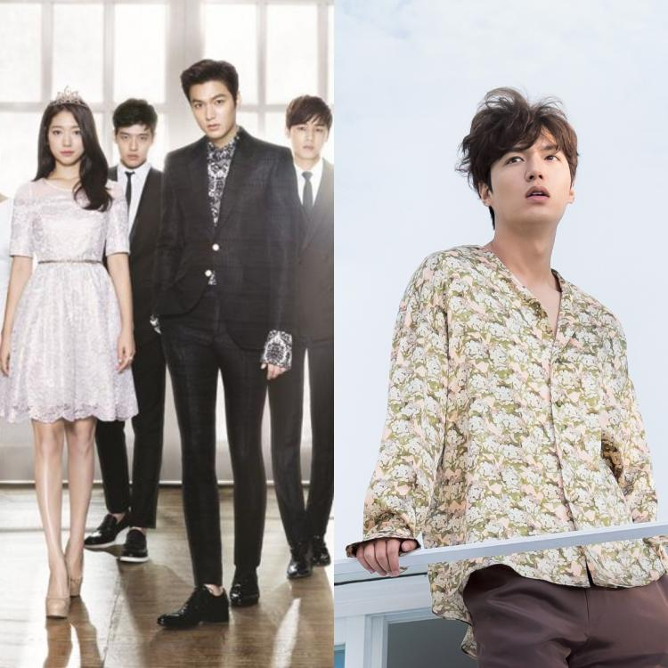 VOTE: The Heirs, Legend of the Blue Sea, City Hunters or Boys Over Flowers, pick the best Lee Min Ho show