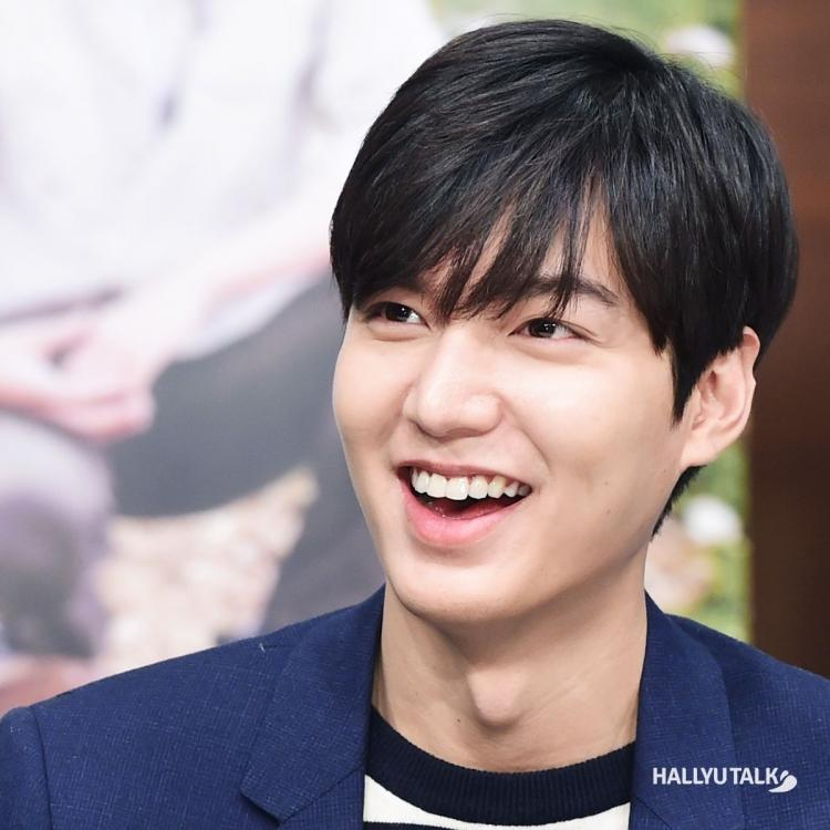 Lee Min Ho wrapped filming for Pachinko
