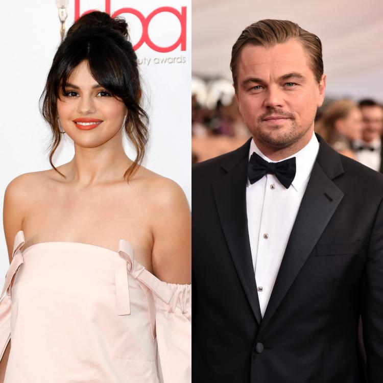 Leonardo DiCaprio joins John Legend & Selena Gomez to discuss voting