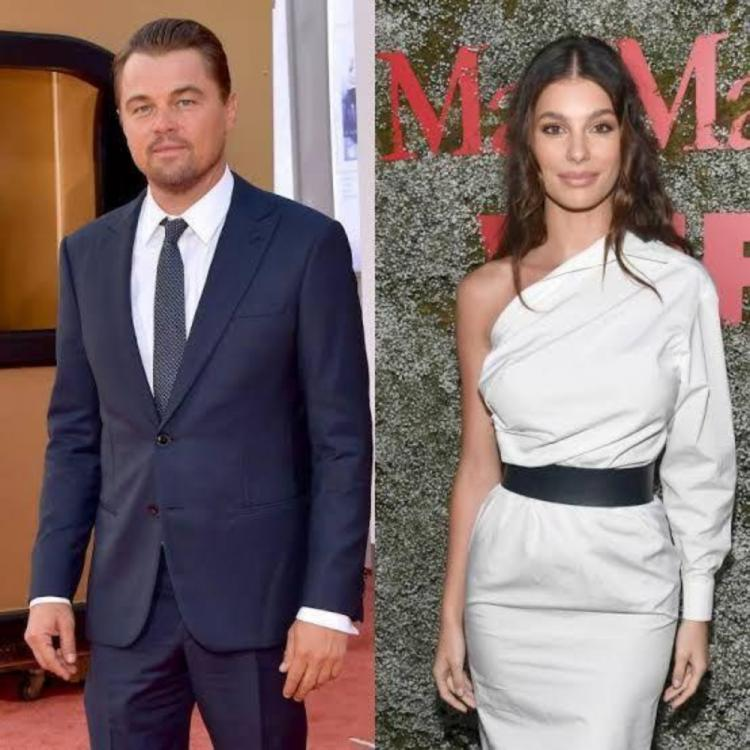 Leonardo DiCaprio and girlfriend Camila Morrone are spotted as they step out for a secret date