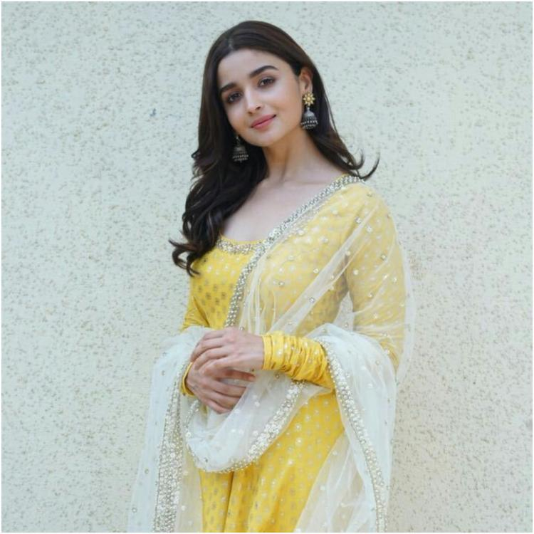 Let Alia Bhatt's desi collection serve inspiration for your Rakhi attire and we bet you won't be disappointed